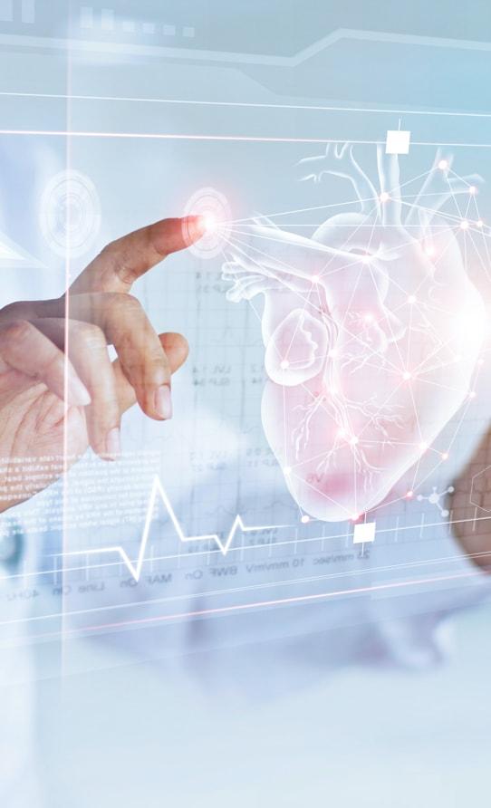 Innover dans le domaine de la santé numérique: cœur