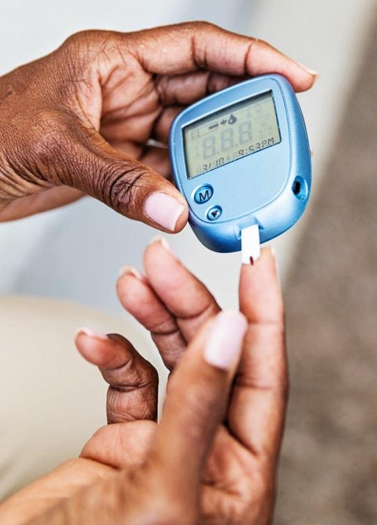 Médecin connecté: problème de santé